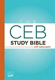 """<font title=""""The Ceb Study Bible With Apocrypha (Hardcover)"""">The Ceb Study Bible With Apocrypha (Hard...</font>"""