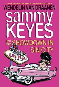 """<font title=""""Sammy Keyes and the Showdown in Sin City (Paperback)"""">Sammy Keyes and the Showdown in Sin City...</font>"""