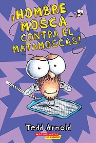 """<font title=""""Hombre Mosca contra el matamoscas!/ Man Fly against the fly swatter! (Paperback) - Spanish Edition"""">Hombre Mosca contra el matamoscas!/ Man ...</font>"""