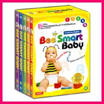 [DVD] Bee Smart Baby (5disc) / ���ƿ� ����� �н�����!!!