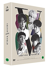 샤이니(SHINee) - SHINee WORLD V in Seoul [2DVD]
