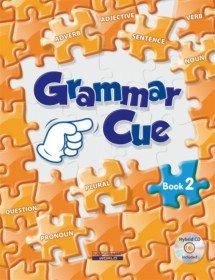 Grammar Cue 2 : Studentbook (Paperback+ CD+ Workbook)