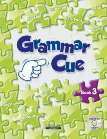 Grammar Cue 3 : Studentbook (Paperback+ CD+ Workbook)