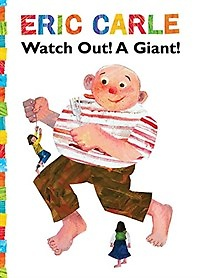 "<font title=""Watch Out! a Giant! (Hardcover / Board Book)"">Watch Out! a Giant! (Hardcover / Board B...</font>"