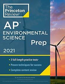 """<font title=""""Princeton Review AP Environmental Science Prep, 2021 (Paperback)"""">Princeton Review AP Environmental Scienc...</font>"""