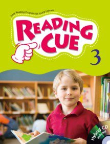 Reading Cue 3 : Studentbook (Paperback+ CD+ Workbook)