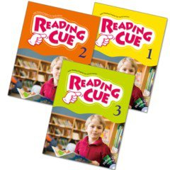 Reading Cue 3�� Set (Paperback:3+ CD:3+ Workbook:3)