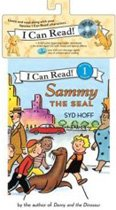 Sammy the Seal - I Can Read Book, Level 1 (Paperback+CD)