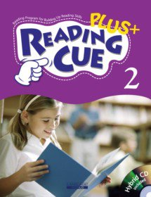 Reading Cue Plus 2 : Studentbook (Paperback+ CD+ Workbook)