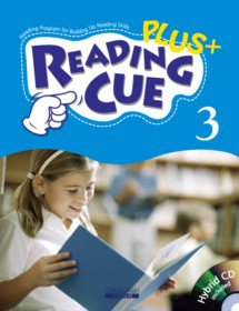 Reading Cue Plus 3 : Studentbook (Paperback+ CD+ Workbook)