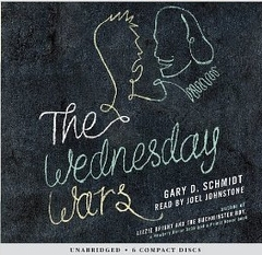 The Wednesday Wars (CD/ ��������)