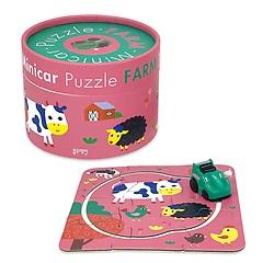 미니카 퍼즐 농장