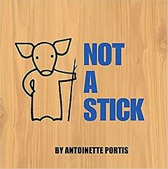 Not A Stick (Paperback)