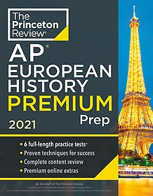 """<font title=""""Princeton Review AP European History Premium Prep, 2021 (Paperback)"""">Princeton Review AP European History Pre...</font>"""