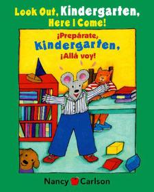 "<font title=""Look Out Kindergarten, Here I Come - Max and Ruby (Hardcover / Spanish Edition)"">Look Out Kindergarten, Here I Come - Max...</font>"