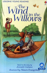 """<font title=""""The Wind in the Willows Level 2-48 (Paperback + CD)"""">The Wind in the Willows Level 2-48 (Pape...</font>"""