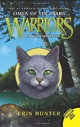 "<font title=""Warriors, Omen of the Stars #1: The Fourth Apprentice (Paperback)"">Warriors, Omen of the Stars #1: The Four...</font>"