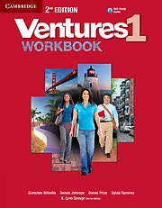 Ventures Level 1 Workbook (Paperback)