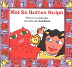 Not So Rotten Ralph (Paperback)