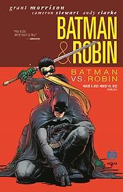 배트맨 & 로빈 - 배트맨 VS. 로빈