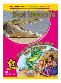 """<font title=""""Real Monster / The Princess and the Dragon : Macmillan Children"""
