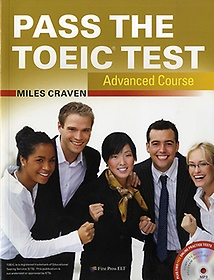 "<font title=""Pass the TOEIC Test Advanced Course (Paperback+MP3 CD)"">Pass the TOEIC Test Advanced Course (Pap...</font>"