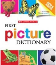 Scholastic First Picture Dictionary (Hardcover/ Revised Ed.)