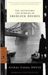 """<font title=""""Adventures and Memoirs of Sherlock Holmes (Paperback)"""">Adventures and Memoirs of Sherlock Holme...</font>"""