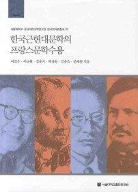 한국근현대문학의 프랑스문학수용