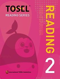 TOSEL 리딩 Reading Series Pre-Starter 2