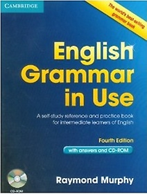 """<font title=""""English Grammar In Use With CD-ROM, with Answer Key (영국식영어, 4th Edition/ Paperback+CD-ROM)"""">English Grammar In Use With CD-ROM, with...</font>"""