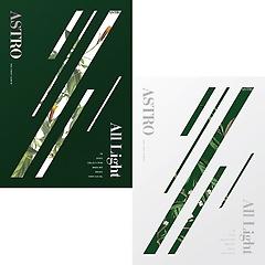 아스트로(Astro) 1집 - All Light [GREEN VER. + WHITE VER.][패키지]