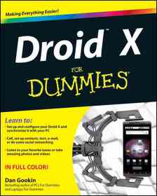 Droid for Dummies (Paperback)