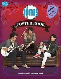 Jonas Poster Book (Paperback)