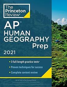 """<font title=""""Princeton Review AP Human Geography Prep, 2021 (Paperback)"""">Princeton Review AP Human Geography Prep...</font>"""
