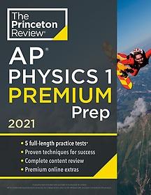 "<font title=""Princeton Review AP Physics 1 Premium Prep, 2021 (Paperback)"">Princeton Review AP Physics 1 Premium Pr...</font>"