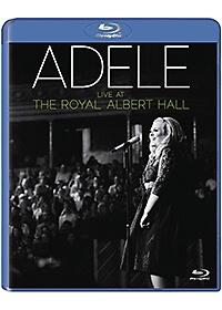 Adele - Live At The Royal Albert Hall [CD+블루레이]