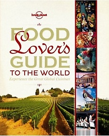 """<font title=""""Lonely Planet Food Lover"""