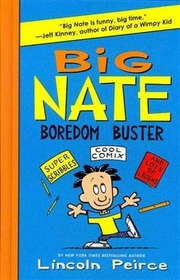 "<font title=""Big Nate Boredom Buster : Super Scribbles, Cool Comix, and Lots of Laughs (Hardcover)"">Big Nate Boredom Buster : Super Scribble...</font>"