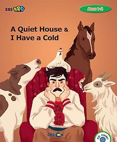 "<font title=""[EBS 초등영어] EBS 초목달 A Quiet House & I Have a Cold - Mars 1-2"">[EBS 초등영어] EBS 초목달 A Quiet House ...</font>"