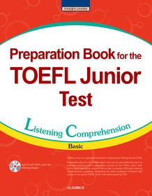 "<font title=""Preparation Book for the TOEFL Junior Test - Listening Comprehension Basic"">Preparation Book for the TOEFL Junior Te...</font>"