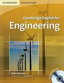 """<font title=""""Cambridge English for Engineering : Student"""
