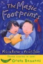 The Magic Footprints (Green Bananas) (Paperback)