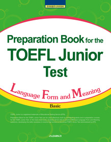 "<font title=""Preparation Book for the TOEFL Junior Test - Language Form and Meaning Basic"">Preparation Book for the TOEFL Junior Te...</font>"