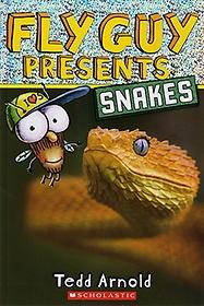 Fly Guy Presents: Snakes (Paperback)