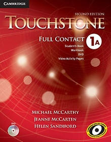 """<font title=""""Touchstone Level 1 Full Contact a (Paperback / 2nd Ed.)"""">Touchstone Level 1 Full Contact a (Paper...</font>"""