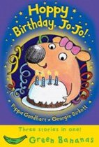 Hoppy Birthday, Jo-Jo! (Green Banana) (Paperback)