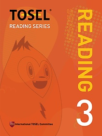 TOSEL 리딩 Reading Series Starter 3