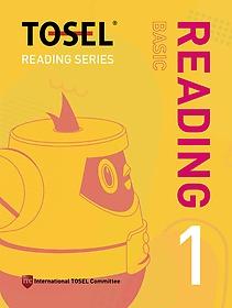 TOSEL 리딩 Reading Series Basic 1
