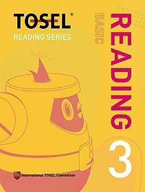TOSEL 리딩 Reading Series Basic 3